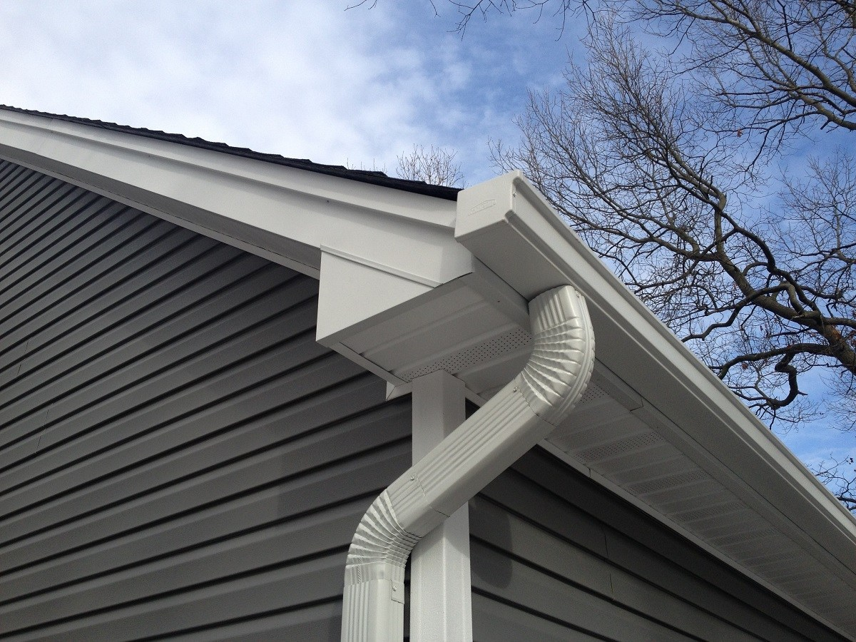 Gutter installation Madison WI
